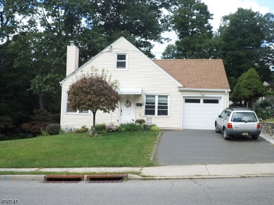 Boonton Town Single Family Home For Sale: 629 Washington St