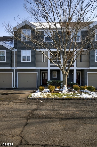 Bridgewater Twp. Condo/Townhouse For Sale: 380 Waterview Rd