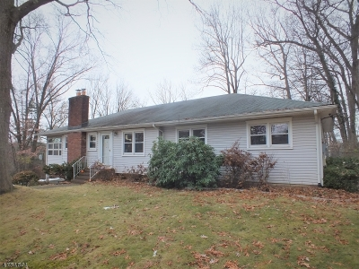 Single Family Home For Sale: 1 Sharon Drive