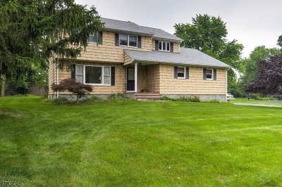 Bridgewater Twp. Single Family Home For Sale: 664 Thruway Dr