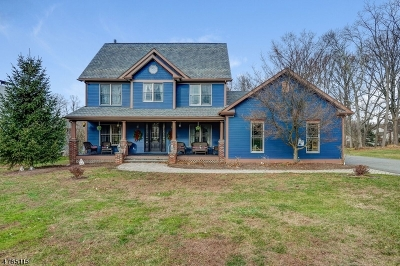 West Orange Twp. Single Family Home For Sale: 45 Laurel Ave