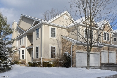 Denville Twp. Condo/Townhouse For Sale: 92 Henning Ter