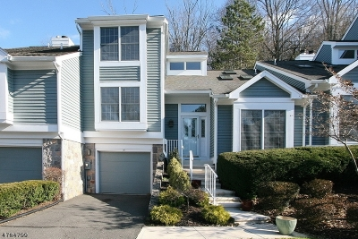 Bedminster Twp. Condo/Townhouse For Sale: 15 Knollcrest Rd