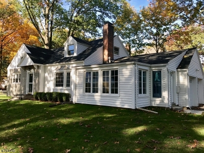 Morristown Town NJ Single Family Home For Sale: $724,999