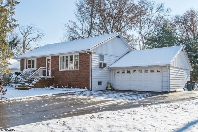 Wayne Twp. Single Family Home For Sale: 29 James St