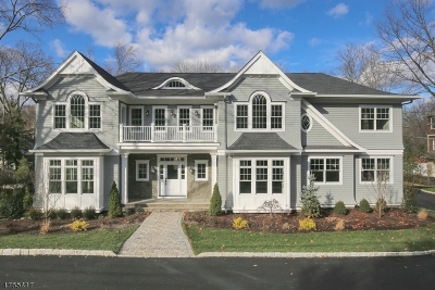 Millburn Twp. Single Family Home For Sale: 459 Long Hill Dr