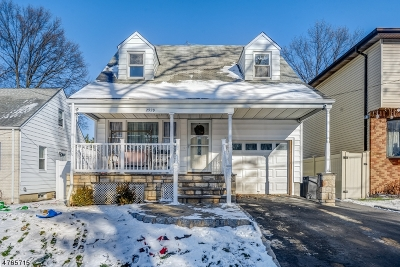 Union Twp. Single Family Home For Sale: 2529 Hawthorne Ave