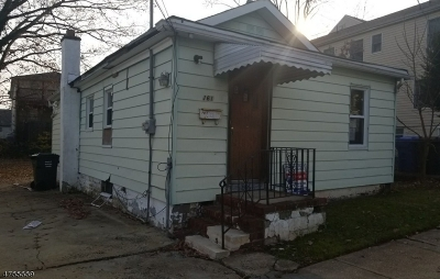 Woodbridge Twp. Single Family Home For Sale: 161 Pershing Ave