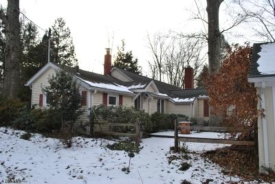 Raritan Twp. Single Family Home For Sale: 54 Dayton Rd