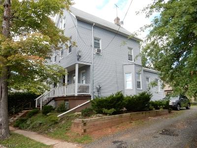 Roselle Boro Multi Family Home For Sale: 225 Linden Rd