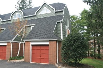 Morristown Condo/Townhouse For Sale: 13 Franklin Pl #F