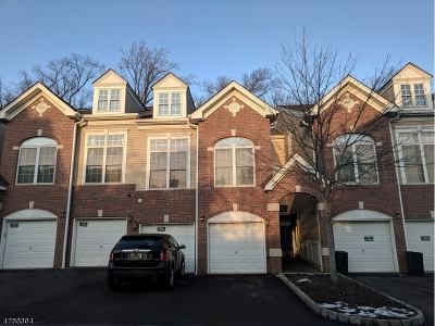 Scotch Plains Twp. Condo/Townhouse For Sale: 807 Donato Cir