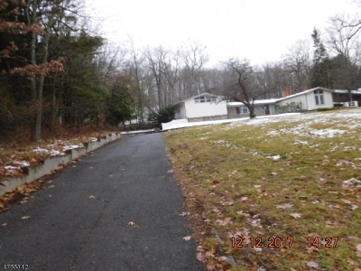 Sparta Twp. Single Family Home For Sale: 195 Stanhope Rd