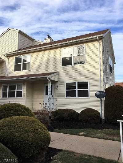 Piscataway Twp. Condo/Townhouse For Sale: 234 Bexley Ln