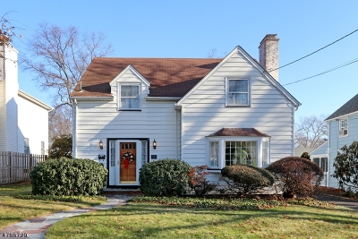 Union Twp. Single Family Home For Sale: 381 Putnam Rd