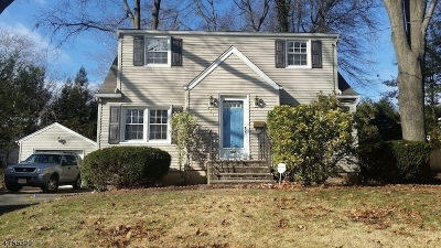 Wyckoff Twp. Single Family Home For Sale: 461 Louisa Ave