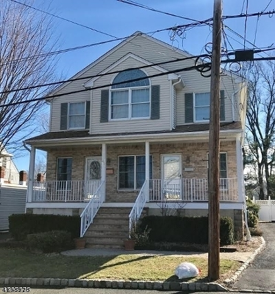 Madison Boro Multi Family Home For Sale: 49 Myrtle Ave