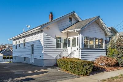 Totowa Boro Single Family Home For Sale: 243 Dewey Ave