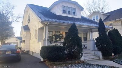 Hawthorne Boro Single Family Home For Sale: 114 Franklin Ave