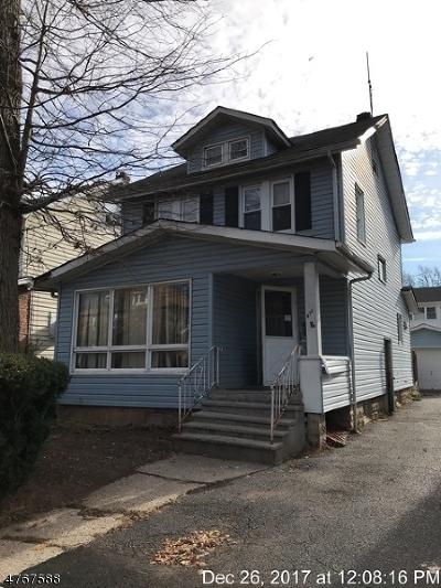 ROSELLE Single Family Home For Sale: 416 E 4th Ave