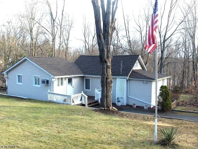 Sparta Twp. Single Family Home For Sale: 23 Beech Rd