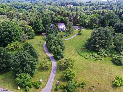 Mendham Boro Single Family Home For Sale: 337 Hilltop Rd
