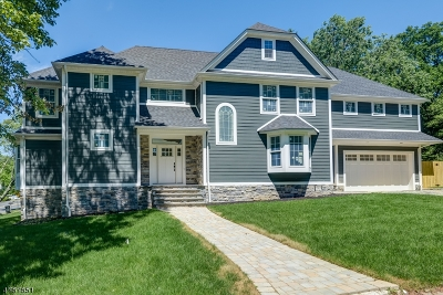 Scotch Plains Twp. Single Family Home For Sale: 2120 W Broad St