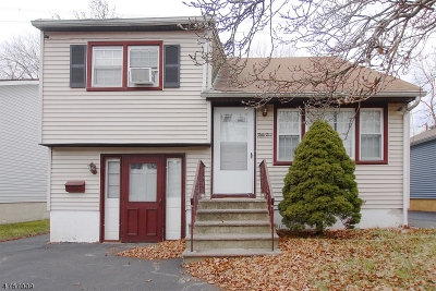 Parsippany Single Family Home For Sale: 55 Norman Ave