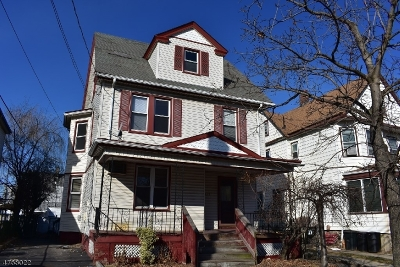 Kearny Town Single Family Home For Sale: 429 Chestnut St