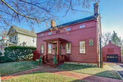 Madison Boro Single Family Home For Sale: 43 Ridgedale Ave