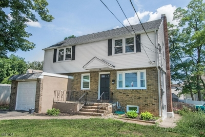 Clark Twp. Single Family Home For Sale: 156 Broadway