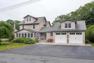 Denville Twp. Single Family Home For Sale: 24 Earl St