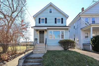 Garwood Boro Single Family Home For Sale: 41 2nd Ave