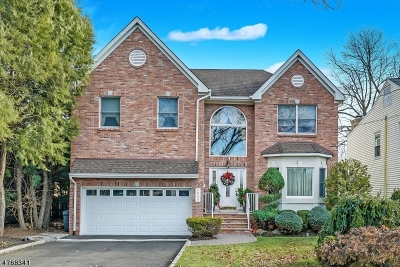 Scotch Plains Twp. Single Family Home For Sale: 2082 Westfield Ave