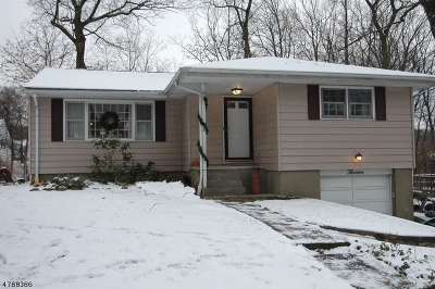 Rockaway Twp. Single Family Home For Sale: 13 Oakwood Ter