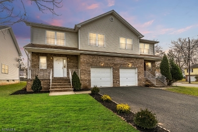 Fanwood Boro Single Family Home For Sale: 25 Cottage Way #25