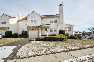 Piscataway Twp. Condo/Townhouse For Sale: 133 Keswick Dr