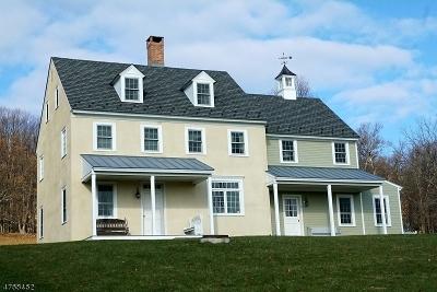 Bethlehem Twp. Single Family Home For Sale: 2 Hope Hill Farm Ln