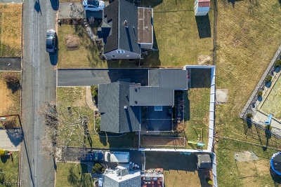 Clark Twp. Single Family Home For Sale: 68 James Ave