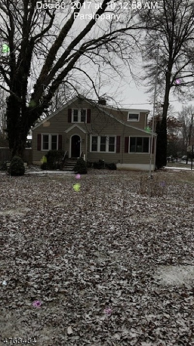 Parsippany-Troy Hills Twp. Single Family Home For Sale: 30 Jacksonville Dr