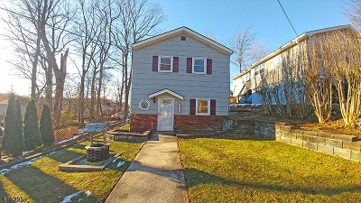 Roxbury Twp. Single Family Home For Sale: 503 Curtis Rd
