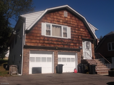 Hawthorne Boro Single Family Home For Sale: 13 N 15th St