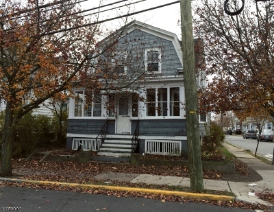 Prospect Park Boro Single Family Home For Sale: 143 Brown Ave