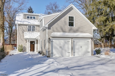 Livingston Twp. Single Family Home For Sale: 44 Collinwood Ave