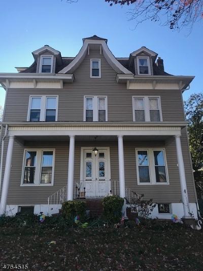 South Orange Village Twp. Single Family Home For Sale: 120 Milligan Pl