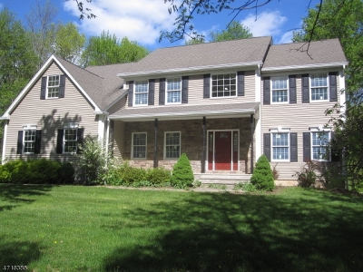 Kingwood Twp. Single Family Home For Sale: 457 Oak Grove Rd