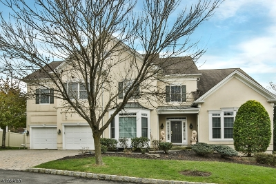 Totowa Boro Single Family Home For Sale: 15 Independence Trl