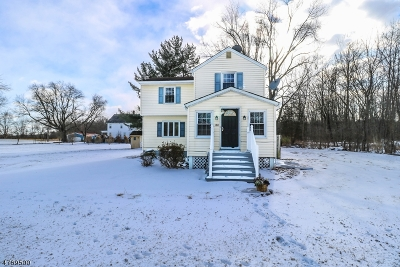 Franklin Twp. Single Family Home For Sale: 108 Lower Landsdown Rd
