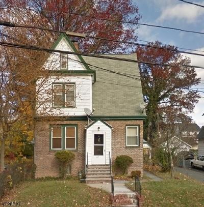 Hillside Twp. Multi Family Home For Sale: 65 Williamson Ave