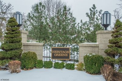 Chatham Twp Condo/Townhouse For Sale: 13f Heritage Dr #f